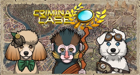 Criminal Case Mysteries Of The past Pets Feeder